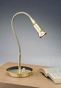 holtk tter bedside reading table lamp no 6261 1. Black Bedroom Furniture Sets. Home Design Ideas