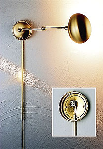 Holtkötter: Pin-Up Kit for Wall Sconce No. 522/1, 523/1, or 8160/